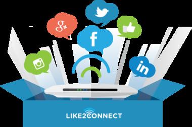 Wifi Social con Facebook