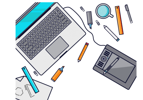 Servicio de diseño grafico para empresas